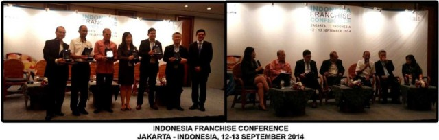 INDONESIA FRANCHISE CONFERENCE 2014