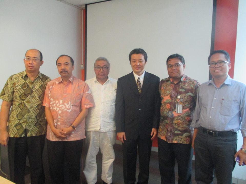 Ujian Proposal Disertasi Pak ANDRE M.R WAJONG