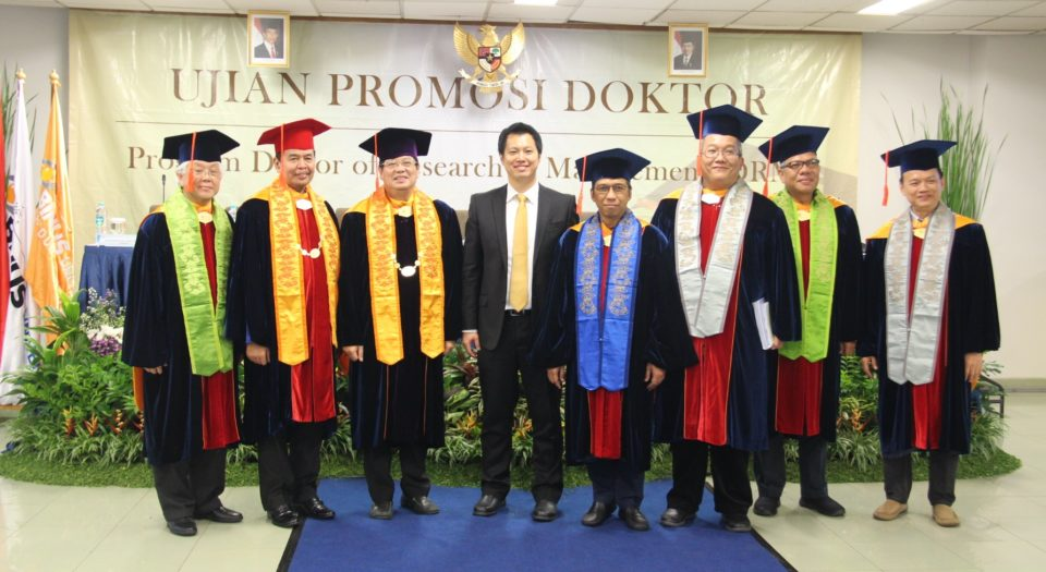 Doctor of Research in Management (DRM)