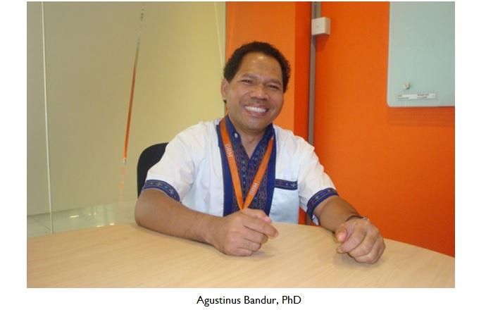 AGUSTINUS BANDUR PhD