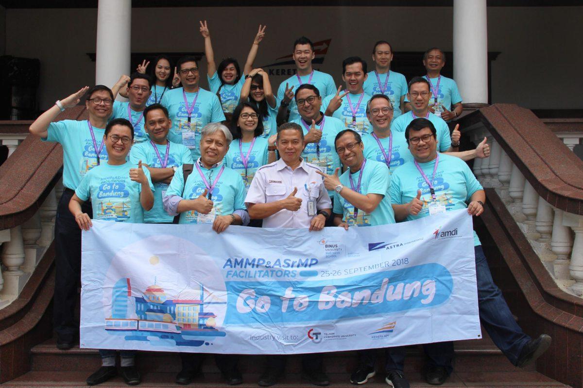 Facilitator Field Trip 2018 - PT KAI Bandung