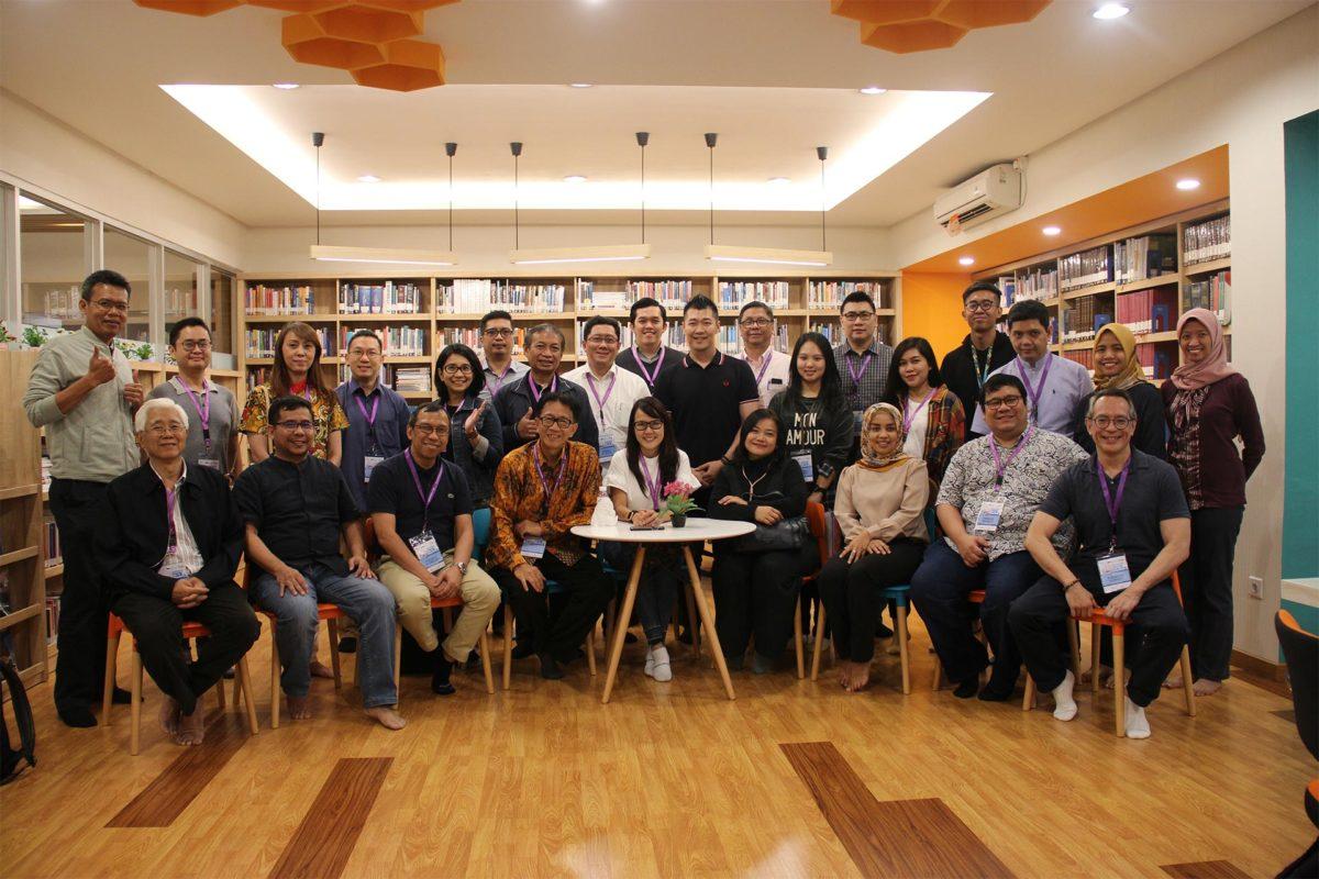 Facilitator Field Trip 2018 - Telkom Corporate University