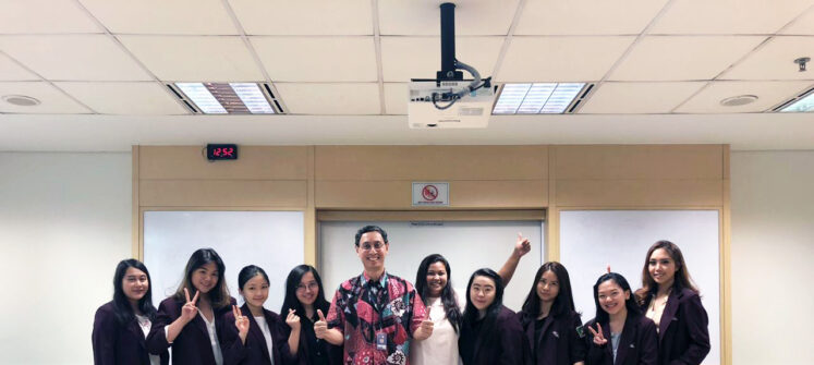 Talk Show- Financial Technology : From perspectives of accounting and international business and marketing