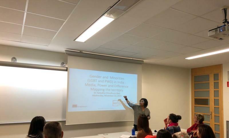 Erasmus+ International Teaching Mobility – Pompeu Fabra University