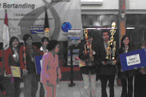 1ST WINNER IN NATIONAL COMPETITION, WIDYATAMA UNIVERSITY – BANDUNG