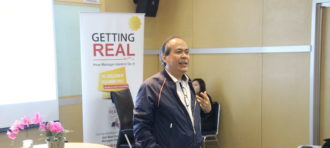 CONTROLLING TURBULENCE LIKE CFO CITILINK INDONESIA MEGA SATRIA