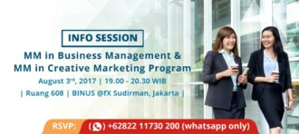 MM in Business Management Professional Program
