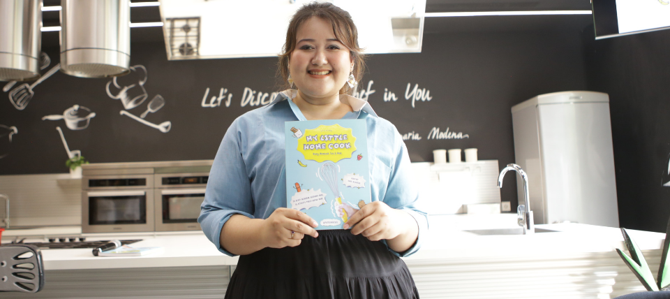 "Promoting a Healthy Consumption Pattern, Putri Habibie Launches ""My Little Homecook"" Book"