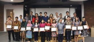 THE 1ST PRESIDENTS FORUM, BINUS UNIVERSITY 'S COMMITMENT AS ENABLER OF START-UPS DEVELOPMENT