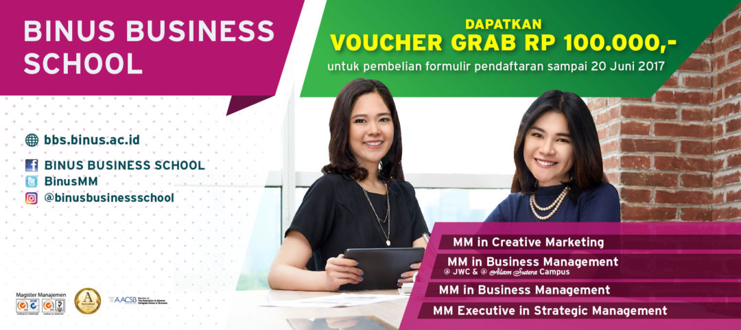 Get IDR 100,000 Grab Voucher for Form Purchase