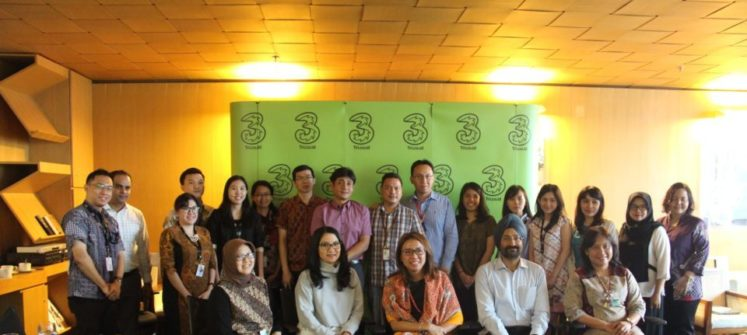BBS COLLABORATES WITH HUTCHISON 3 INDONESIA