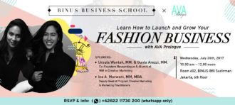 Learn How to Launch and Grow Your Fashion Business with AVA Prologue