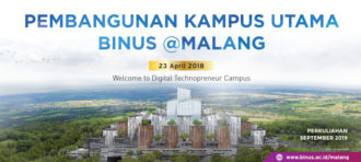 3,662 New Graduates from BINUS UNIVERSITY Ready to Advance the Nation