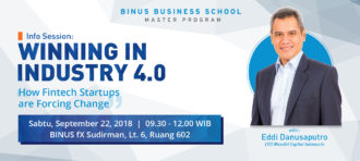 Info Session – Winning in Industry 4.0