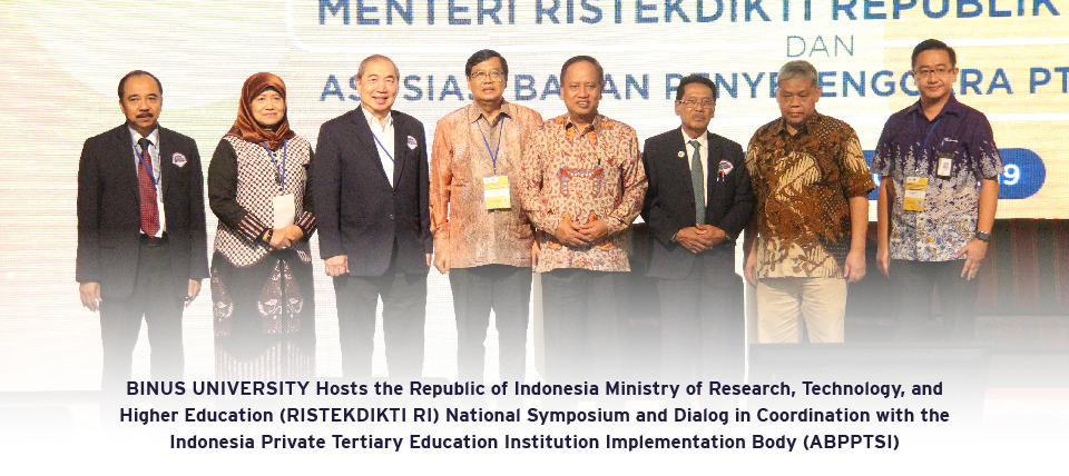 BINUS BUSINESS SCHOOL Open Consultation at Surabaya (March 2019)