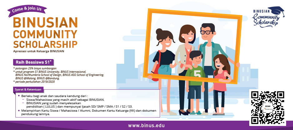 BINUS BUSINESS SCHOOL Open Consultation at Malang (July 2019)