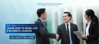 BINUS Business Outlook 2020: Unfolding Opportunities in Forthcoming Business Challenges