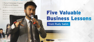 Five Valuable Business Lessons from Rudy Salim